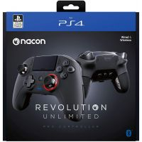 Nacon Revolution Unlimited Pro Controller Wired & Wireless PS4 (Black)