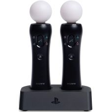 PowerA Charging Dock for PlayStation VR Move Motion Controllers (PS4)