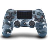 Sony DualShock 4 Version 2 (Blue Camouflage)