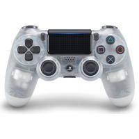 Sony DualShock 4 Version 2 (Crystal)