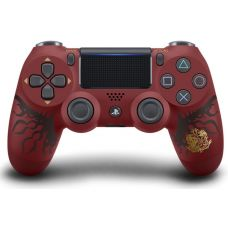 Sony DualShock 4 Version 2 Limited Edition (Monster Hunter: World)