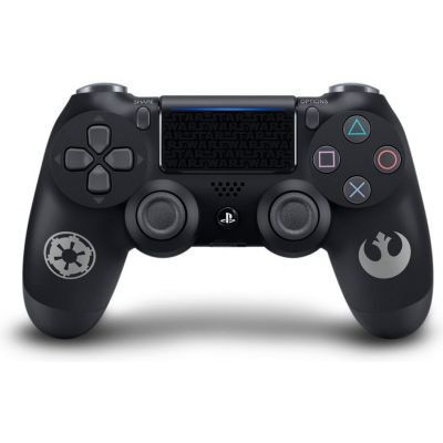 Sony DualShock 4 Version 2 Limited Edition (Star Wars: Battlefront II)
