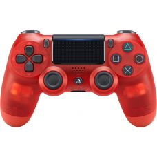 Sony DualShock 4 Version 2 (Red Crystal)