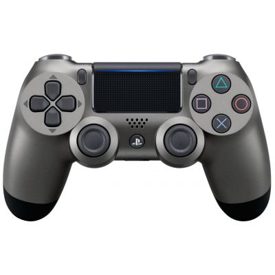 Sony DualShock 4 Version 2 (Steel Black)