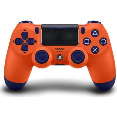 Sony DualShock 4 Version 2 (Sunset Orange)