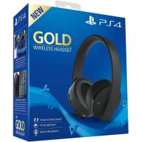 Sony Gold Wireless Stereo Headset (black)