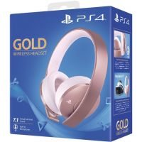 Sony Gold Wireless Stereo Headset (Rose Gold)