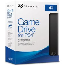 Жесткий диск Seagate Game Drive for PS4 4 TB (STGD4000400)