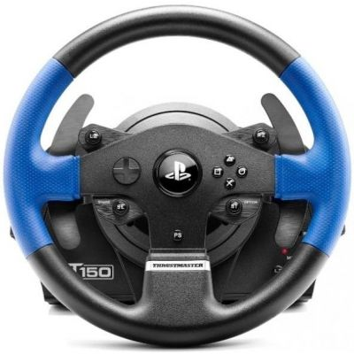 Руль и педали Thrustmaster T150 Force Feedback Official Sony licensed PC/PS4 Black (4160628)