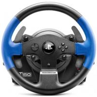 Руль и педали Thrustmaster T150 RS PRO Official PS4 licensed PC/PS4 Black (4160696)