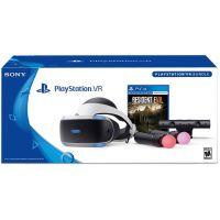 PlayStation VR + Камера + PlayStation Move + Игра Resident Evil 7 Biohazard