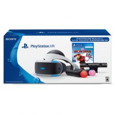 PlayStation VR + Камера + PlayStation Move + Игра Marvel's Iron Man
