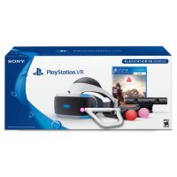 PlayStation VR + Камера + PlayStation Move + Aim Controller + Игра Farpoint