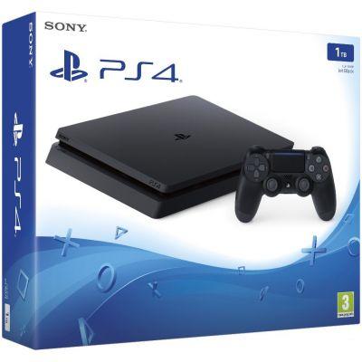 Sony Playstation 4 Slim 1Tb (Б/У)