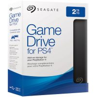 Жесткий диск Seagate Game Drive for PS4 2 TB (STGD2000400)
