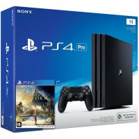 Sony Playstation 4 PRO 1Tb + Assassin's Creed: Origins/Истоки (русская версия)
