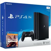 Sony Playstation 4 PRO 1Tb + Battlefield 1. Революция (русская версия)
