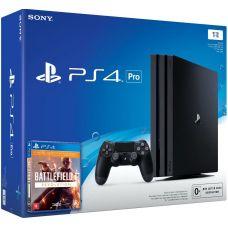 Sony Playstation 4 PRO 1Tb + Battlefield 1. Революция (русская версия)