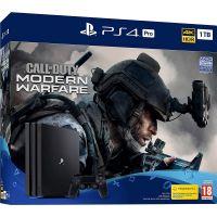 Sony Playstation 4 PRO 1Tb + Call of Duty: Modern Warfare (русская версия)