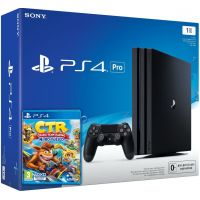 Sony Playstation 4 PRO 1Tb + Crash Team Racing Nitro-Fueled
