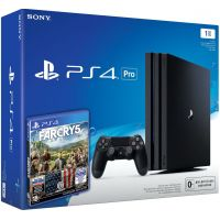 Sony Playstation 4 PRO 1Tb + Far Cry 5 (русская версия)