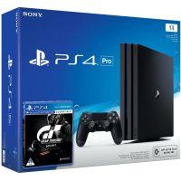 Sony Playstation 4 PRO 1Tb + Gran Turismo Sport. Day One Edition (русская версия)