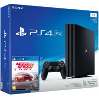 Sony Playstation 4 PRO 1Tb + Need for Speed Payback (русская версия)