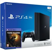 Sony Playstation 4 PRO 1Tb + Shadow of the Tomb Raider (русская версия)