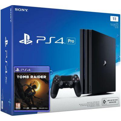 Sony Playstation 4 PRO 1Tb + Shadow of the Tomb Raider (русская версия)