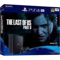 Sony Playstation 4 PRO 1Tb + The Last of Us Part II (русская версия)