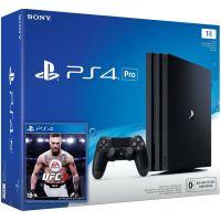 Sony Playstation 4 PRO 1Tb + UFC 3 (русская версия)