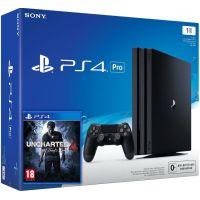 Sony Playstation 4 PRO 1Tb + Uncharted 4: Путь вора (русская версия)