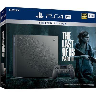 Sony Playstation 4 PRO 1Tb Limited Edition The Last of Us Part II + The Last of Us Part II (русская версия)