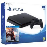 Sony Playstation 4 Slim 1Tb + Battlefield 1 (русская версия)