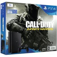 Sony Playstation 4 Slim 1Tb + Call of Duty: Infinite Warfare (русская версия)