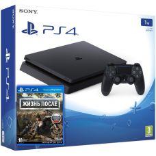 Sony Playstation 4 Slim 1Tb + Days Gone/Жизнь После (русская версия)
