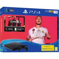 Sony Playstation 4 Slim 1Tb + FIFA 20 (русская версия)