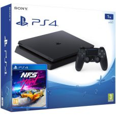 Sony Playstation 4 Slim 1Tb + Need for Speed Heat (русская версия)