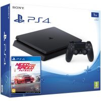 Sony Playstation 4 Slim 1Tb + Need for Speed Payback (русская версия)