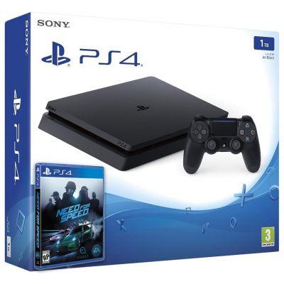Sony Playstation 4 Slim 1Tb + Need for Speed (русская версия)