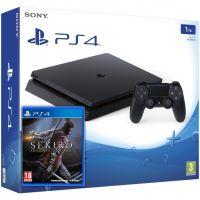Sony Playstation 4 Slim 1Tb + Sekiro: Shadows Die Twice (русская версия)