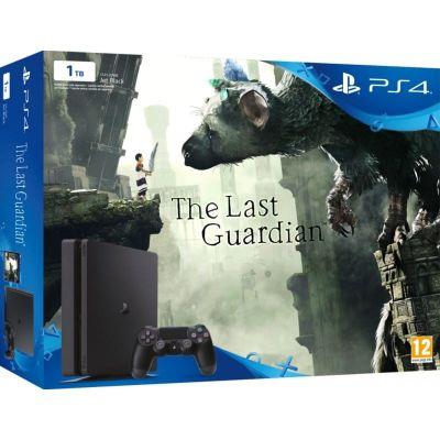 Sony Playstation 4 Slim 1Tb + The Last Guardian (русская версия)