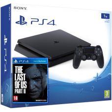 Sony Playstation 4 Slim 1Tb + The Last of Us Part II (русская версия)