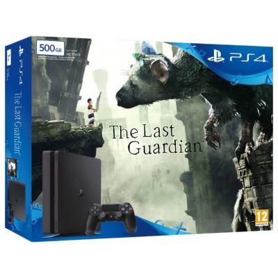 Sony Playstation 4 Slim 500Gb +  The Last Guardian (русская версия)