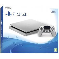 Sony Playstation 4 Slim 500Gb Silver