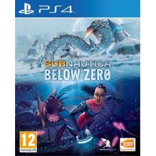 Subnautica Below Zero (русская версия) (PS4)