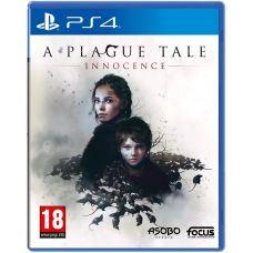 A Plague Tale: Innocence (русская версия) (PS4)