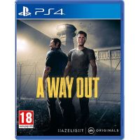 A Way Out (русская версия) (PS4)