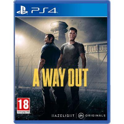 A Way Out (русская версия) (PS4)