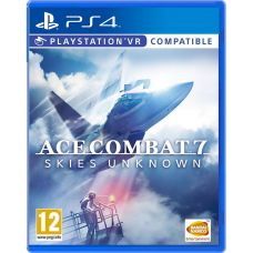 Ace Combat 7: Skies Unknown (русская версия) (PS4)